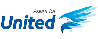 agent for united logo